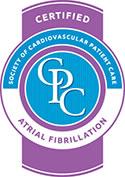 Afib Certification Seal